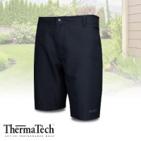 ThermaTech Men's Outdoor Shorts Black