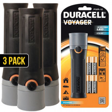 Duracell Voyager Power-Series Flashlight