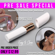 Womens Painless Hair Remover
