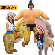 Inflatable Party Costume