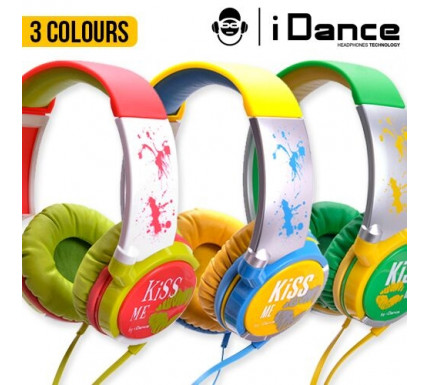 iDance KiSS Me Headphones