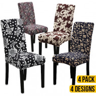 House Hold Stretch Chair Slipcovers