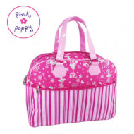 Pink Poppy Carnival Carry All Bag