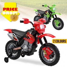 Kids Ride On Electric Motorbikes