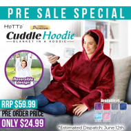 Hotto Cuddle Hoodie