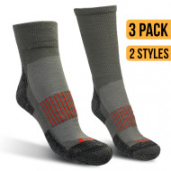 Mens Summer Hiker Socks
