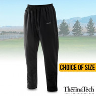 Mens ThermaTech Zip Track Pants
