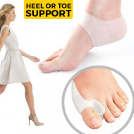 Toe or Heel Supporter