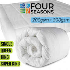 Four Seasons 3-in-1 All Seasons Duvet Inner