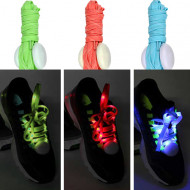 Flashing LED Shoelaces