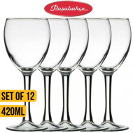 Pasabahce Imperial 420ml Wine Glass