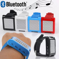 Silicone Speaker Watch