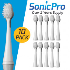 SonicPro Sonic Electric Toothbrush Replacement Heads
