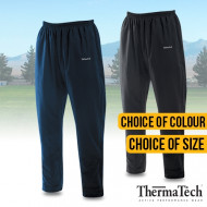 Kids ThermaTech Zip Track Pants