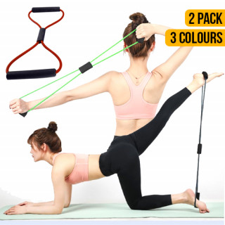 20lbs Exercise Toner Resistance Band Cord
