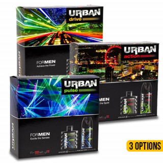 Urban Drive Deo Body Spray & After Shave
