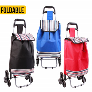 Folding Grocery Utility Shopping Cart